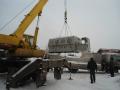 Отправка покупателю четырехстороннего станка ВШ-160-5С