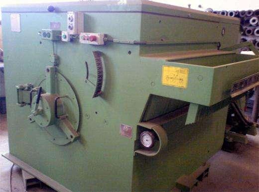 Многопильный станок Paul S-1200/2