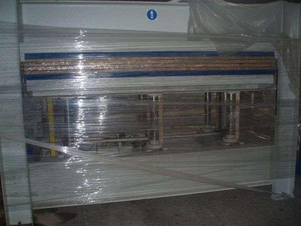 Пресс для облицовывания мебельных щитов ORMA NPC/DIGIT 6/100