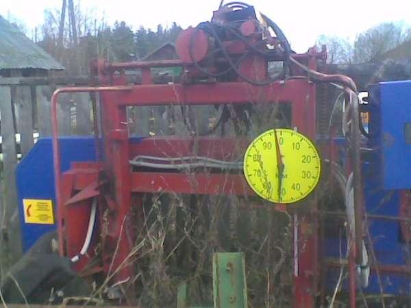 Ленточная пилорама Радуга-1М