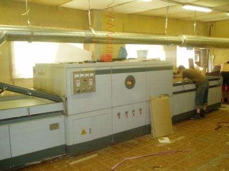 Вакуумный пресс для облицовки WV 2300A – 2