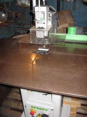 Кромкообрезной станок для прямых и фигурных деталей SPEEDY BIESSE