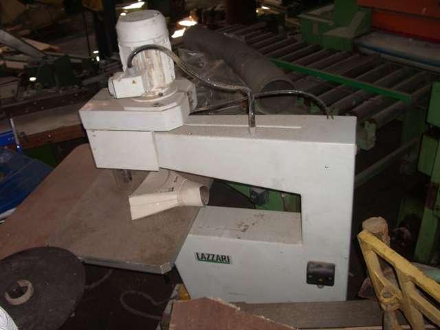 Копировально-фрезерный станок с регулировкой угла наклона шпинделя LAZZARI  LR 80- I