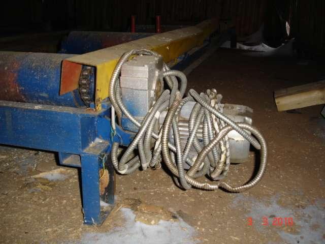 Рольганг центрователь