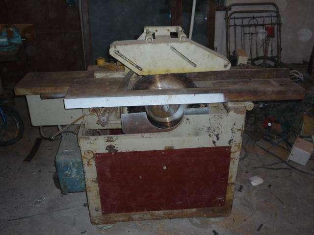Станок деревообрабатывающий комбинированный КС-2