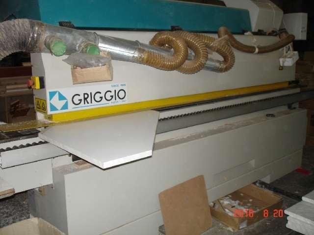 Кромкооблицовочный станок Griggio GB 4/8