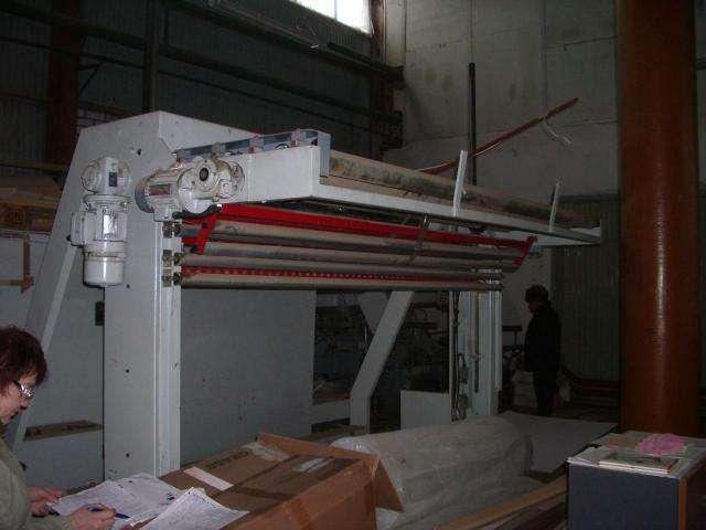 Автоматическая линия упаковки мебели CPC COMIL