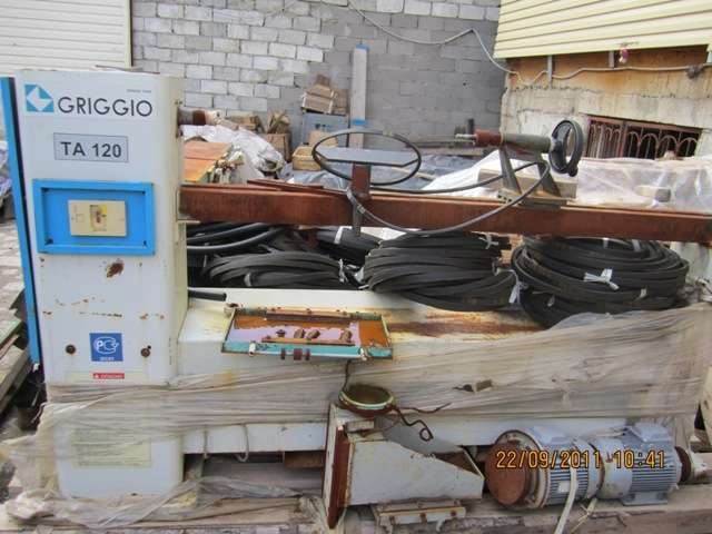 Токарный станок GRIGGIO TA 120