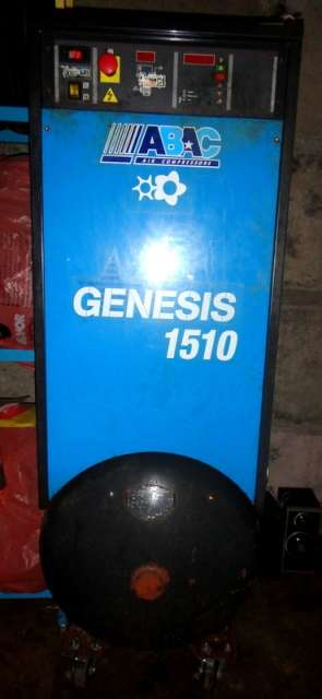 Компрессор винтовой ABAC GENESIS 1510