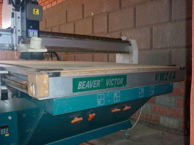 Станок фрезерный с ЧПУ Beaver 24AV3