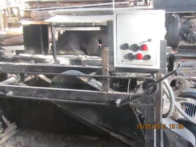 Станок брусующий СЛД-2П-1000