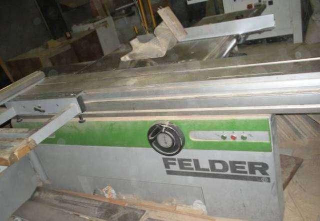 Форматно-раскроечный станок Felder