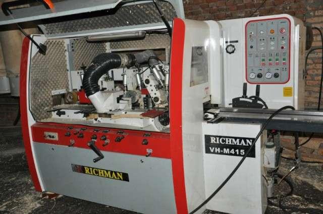 Четырехсторонний строгальный станок Richman VH-M415