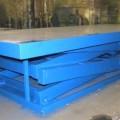 Подъемный гидравлический стол г/п 3 т, платформа 5 х 2,4 м