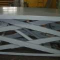 Подъемный стол г/п 1.5 т, платформа 2.2 х 1.3 м