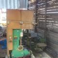 Ленточнопильный станок с кареткой MJ3210