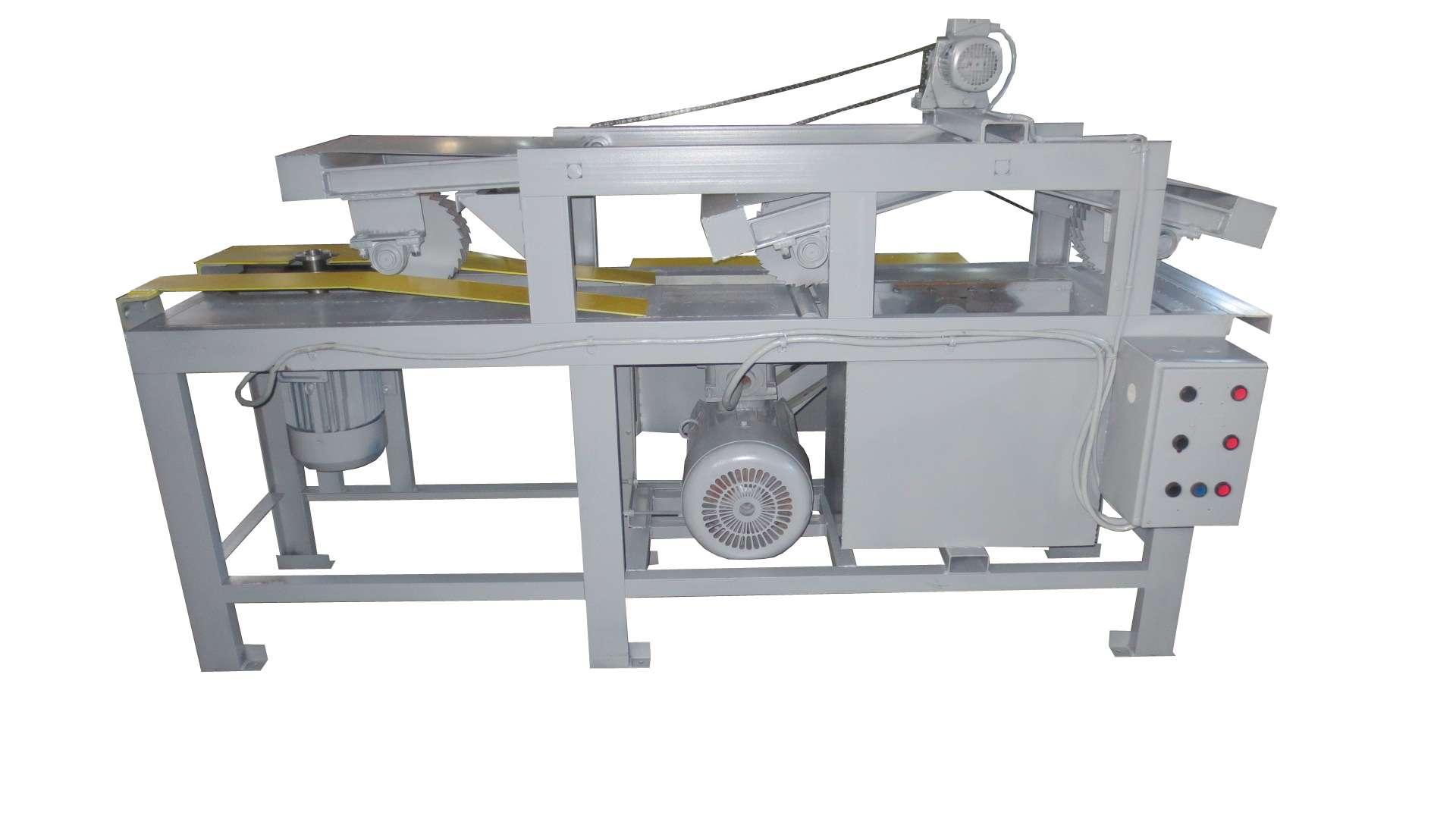 Станок для переработки горбыля СГП-500