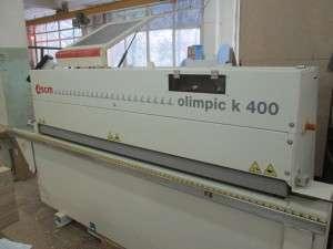 Автоматический кромкооблицовочный станок SCM OLIMPIC K 400