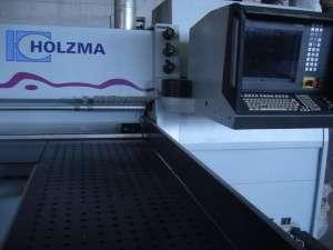 Автоматический форматно-раскроечный станок HOLZMA OPTIMAT HPL 11/43/22