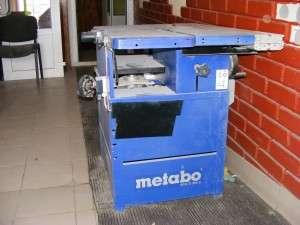 Комбинированный станок 5 в 1 METABO Multi 260 S WN