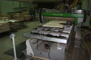 4-х осевой деревообрабатывающий центр BIESSE ROVER B4.40