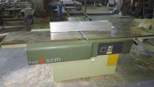 Фуговальный станок SCM F 410 NOVA