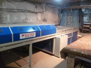 Мембранно-вакуумный пресс ПМВ-У2500
