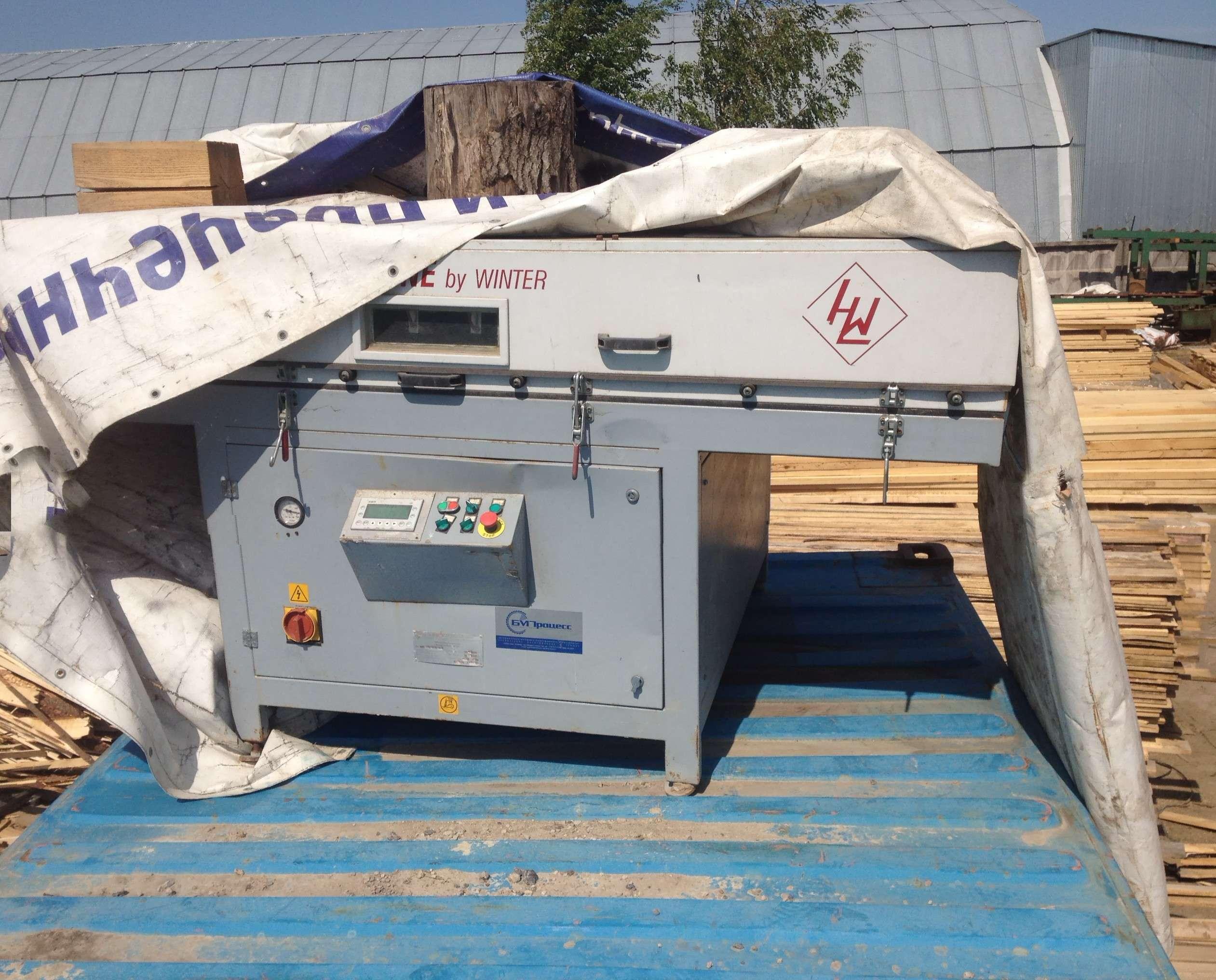 Вакуумный мембранный пресс WINTER MIDIVAC M-230