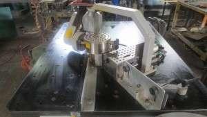 Станок кромкооблицовочный для криволинейных поверхностей VITAP BC-91A