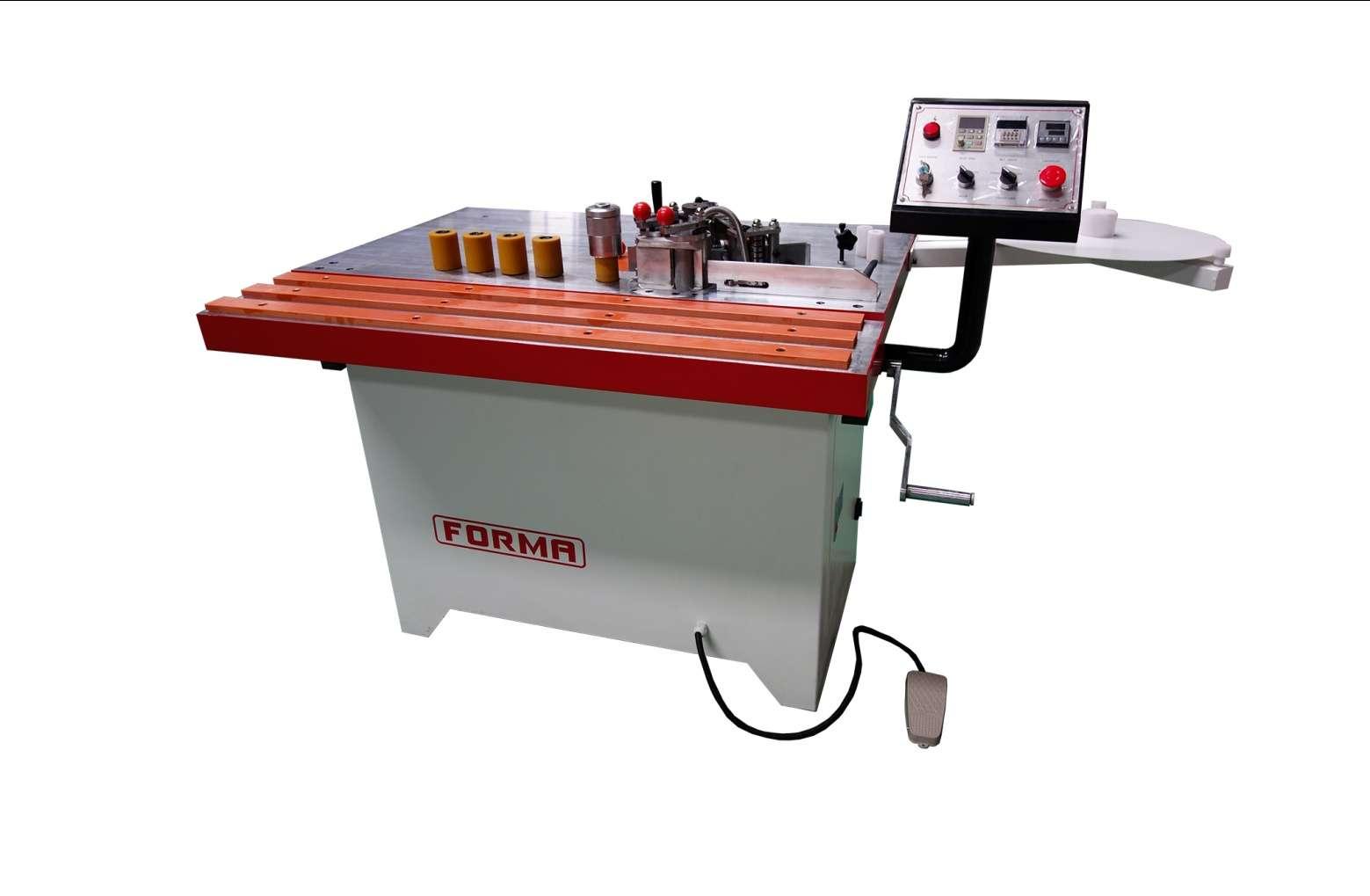 Ручной кромкооблицовочный станок FORMA RFB-350Q