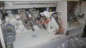Автоматический кромкооблицовочный станок SCM OLIMPIC K130