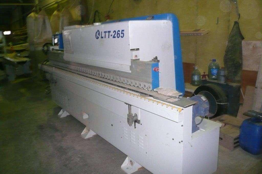 Кромкооблицовочный станок LTT 265 (KDT 365)