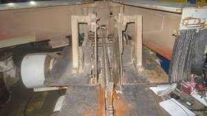 Станок брусовочный четырехпильный 2ЦД-26