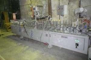 Линия окутывания погонажных изделий LM 300 W6-P INTERGRUP