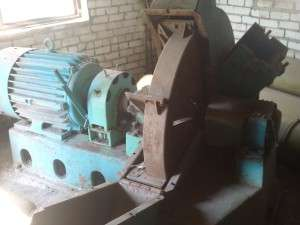 Дисковая рубильная машина МНРП-10