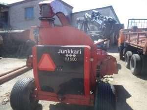 Рубильная машина Junkkari HJ 500