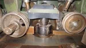 Четырехсторонний строгальный станок Weinig Unimat 17A
