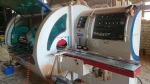 Четырехсторонний станок BEAVER 523S