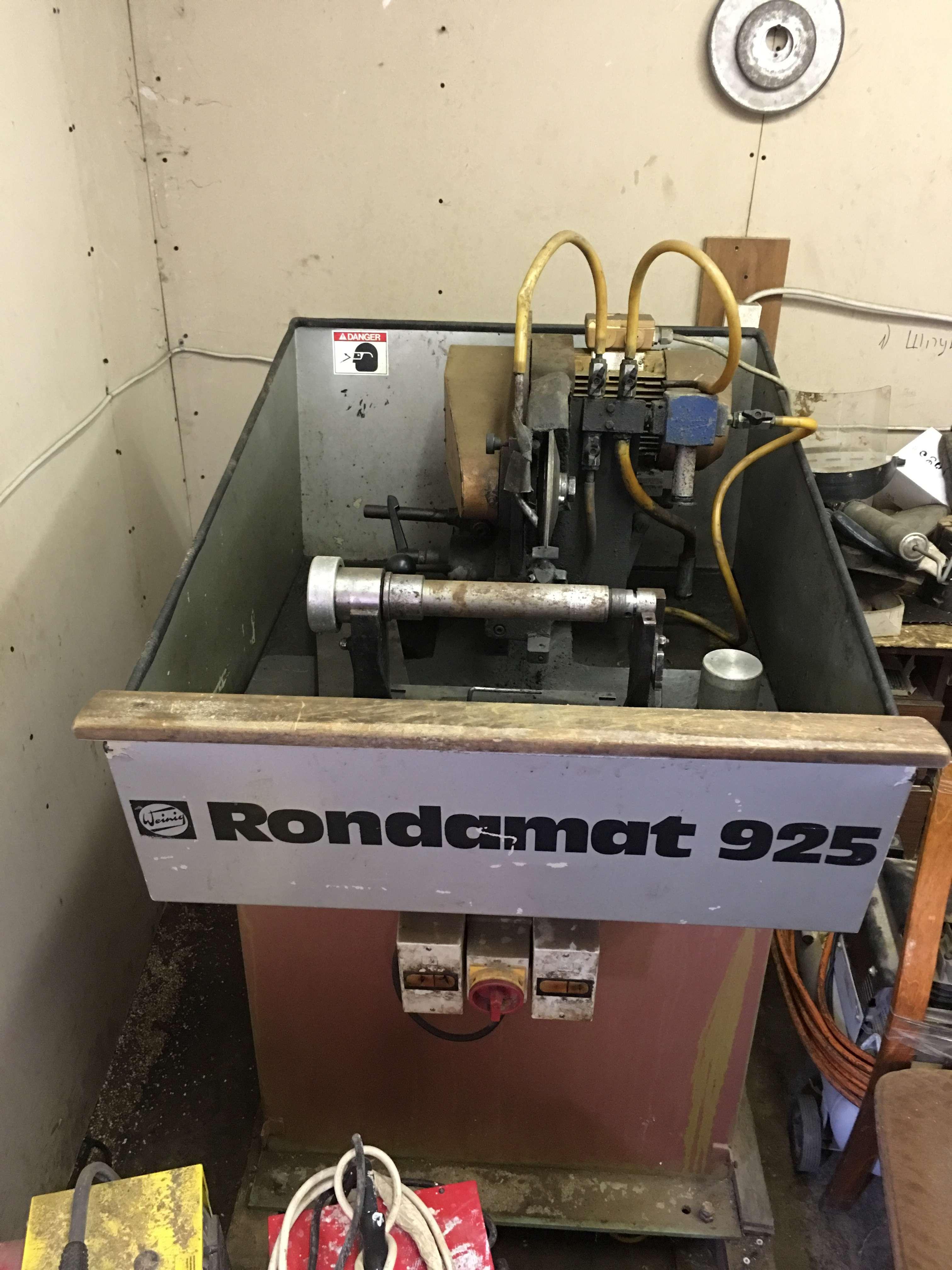 Заточной станок Weinig Rondamat 925