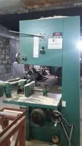 Ленточнопильный станок HIGH POINT HB 6300I