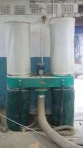 Пылеулавливающий агрегат УВП-3000