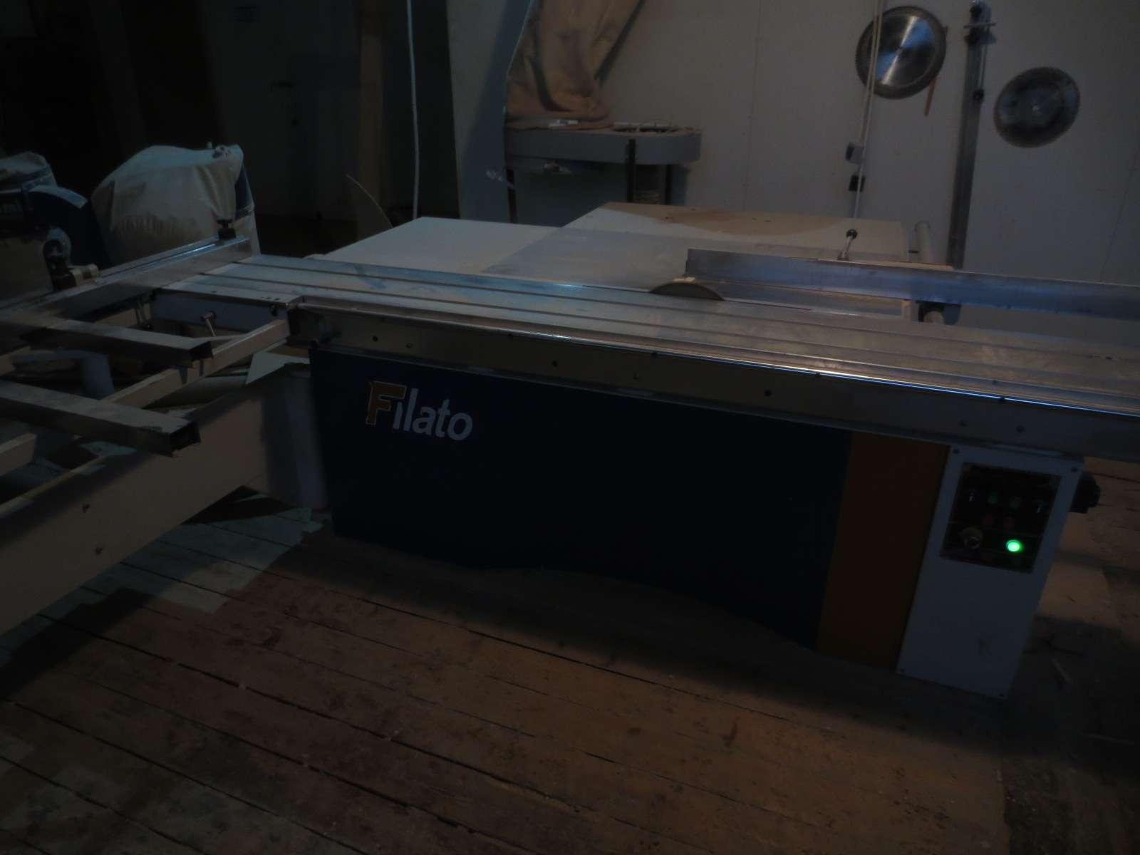 Форматно-раскроечный станок FL 3200 B Filato