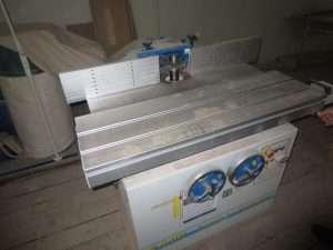 Станок фрезерный T1000S STANDART