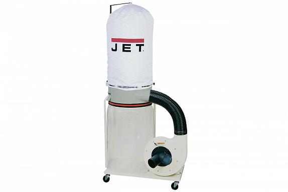 JET DC-1100A Вытяжная установка со сменным фильтром. Технология VORTEX CONE