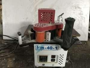 Ручной кромкооблицовочный станок KM-40-1