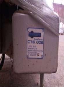 Торцовочный станок Бакаут СТБ 002-01