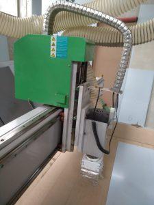Фрезерно-гравировальный станок с ЧПУ WoodTec H 2030