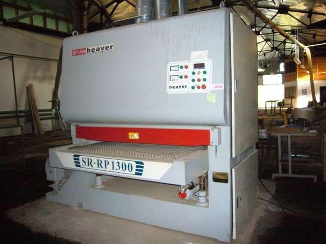 Калибровально-шлифовальный станок Beaver SR-RP 1300