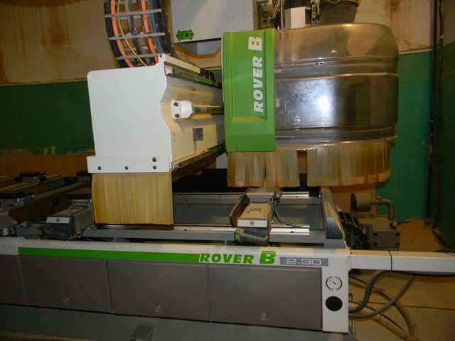 Обрабатывающий центр Biesse Rover B 2.30