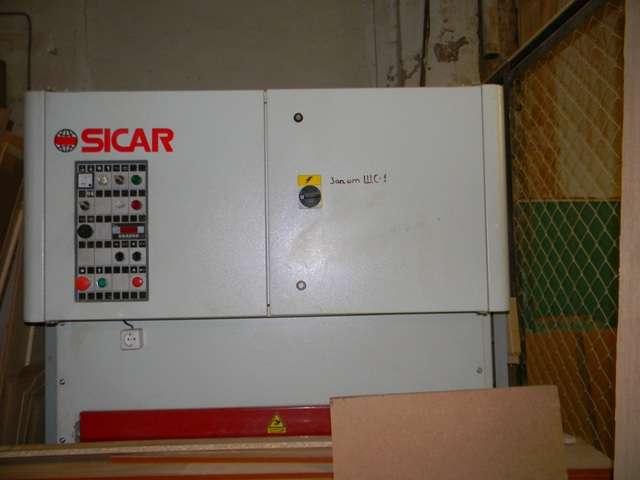 Калибровально-шлифовальный станок SICAR PERSEO 1100 2RK